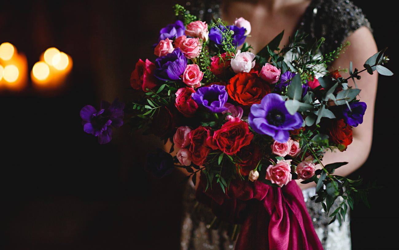 Nadia Di Tullio Flowers Natalie's Bouquet