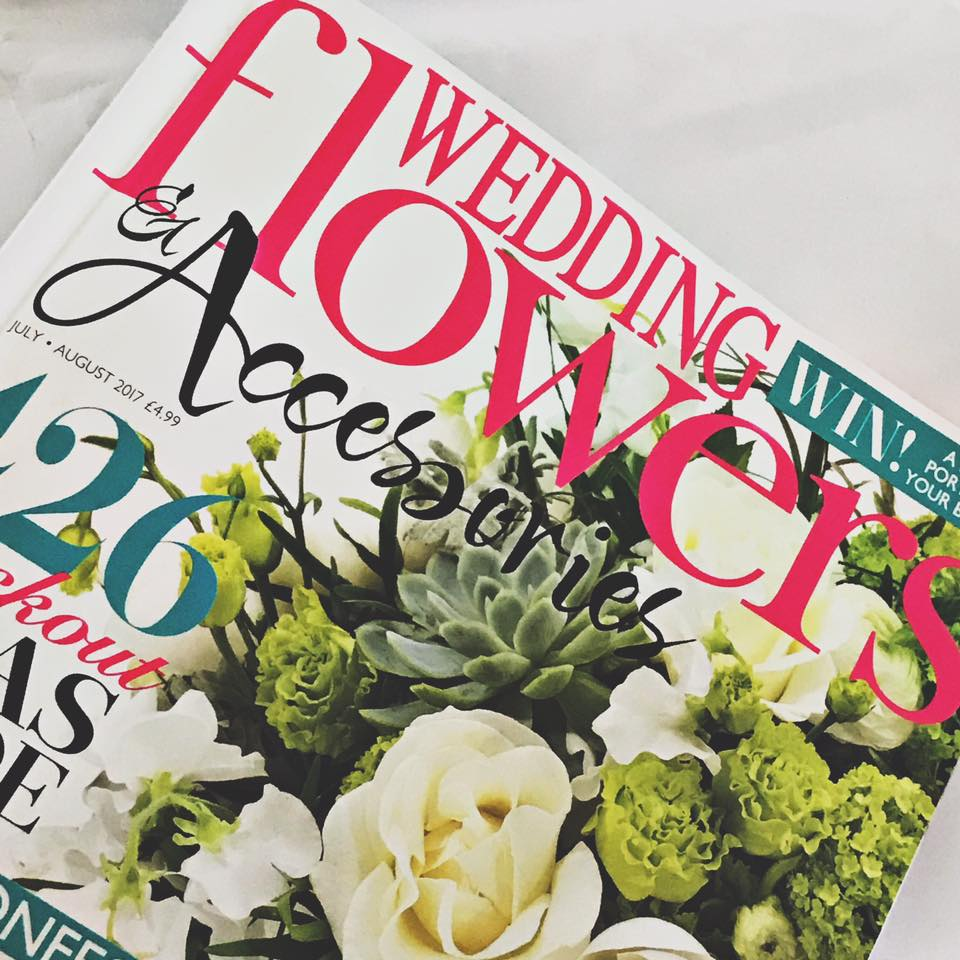 Wedding Flowers article Nadia Di Tullio