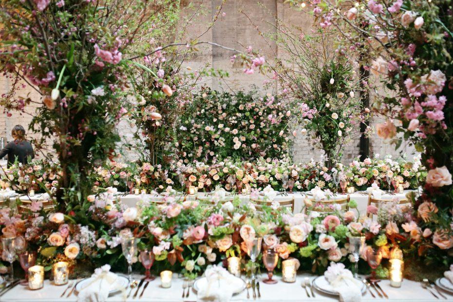 flower wall nadia di tullio