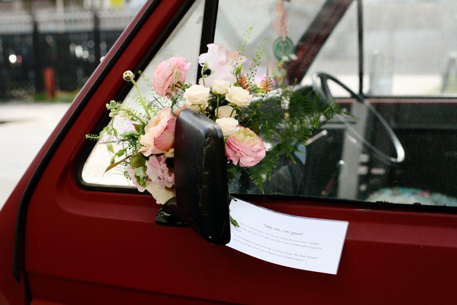 Lonely Bouquet Nadia Di Tullio