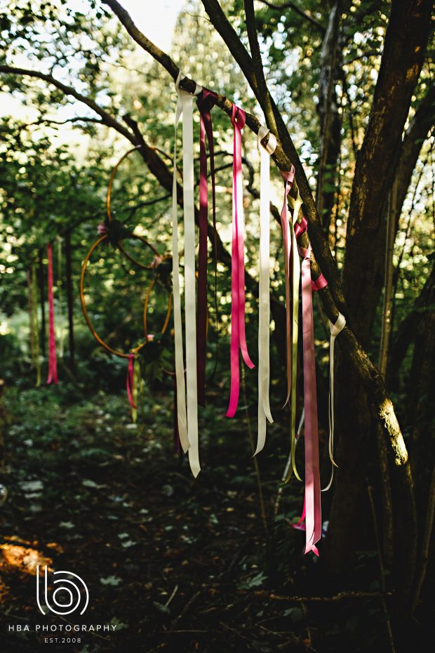 trees of ribbons