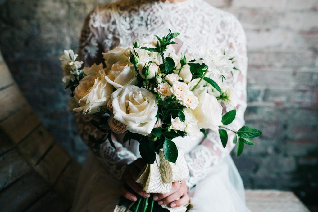 Yeldersley Hall Wedding Flowers