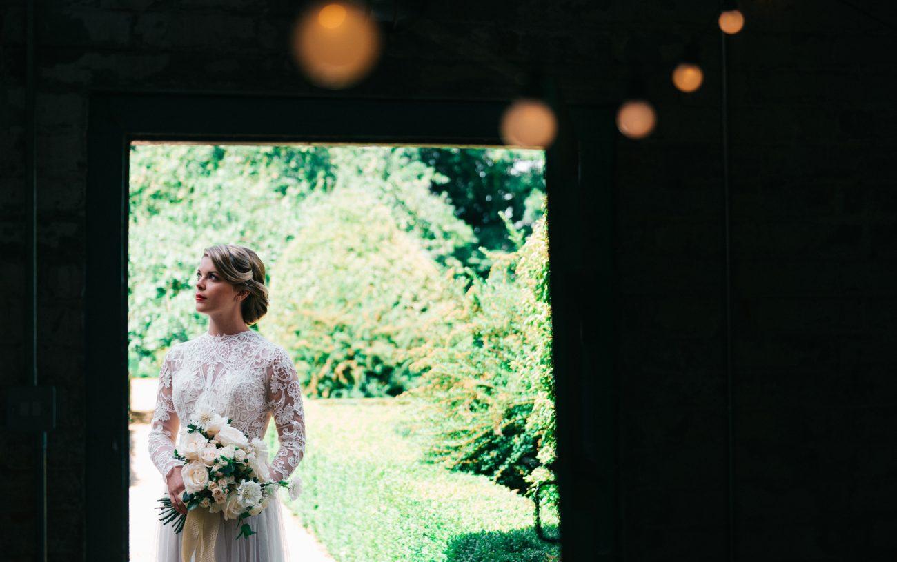Yeldersley Hall Bride