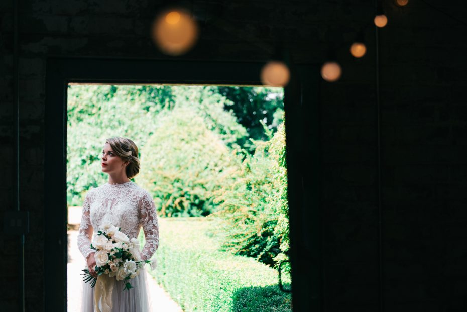 Yeldersley Hall Bride
