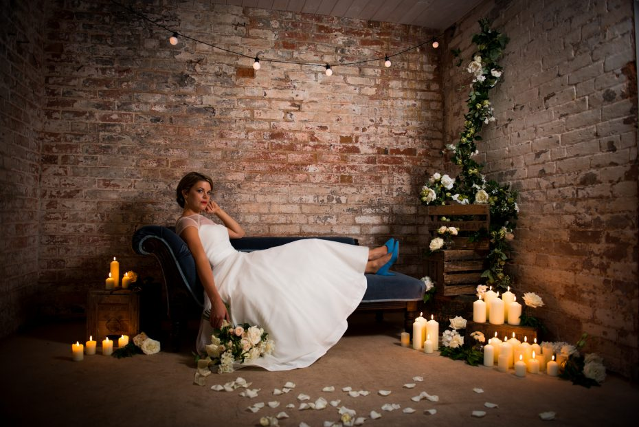 Yeldersley Hall Wedding Photo
