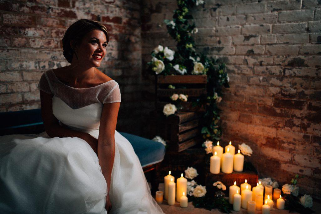 Yeldersley Hall Wedding Photo