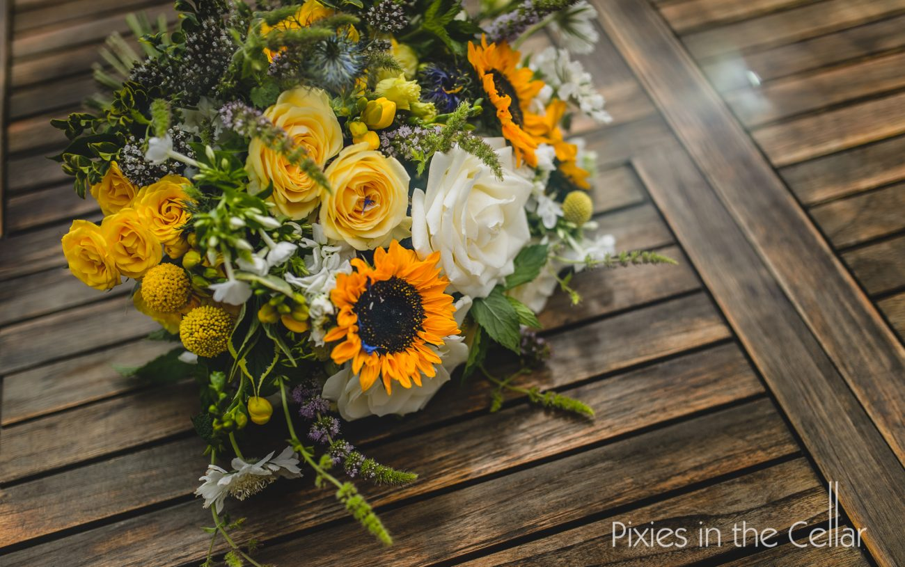 Bouquet Prestwold Hall