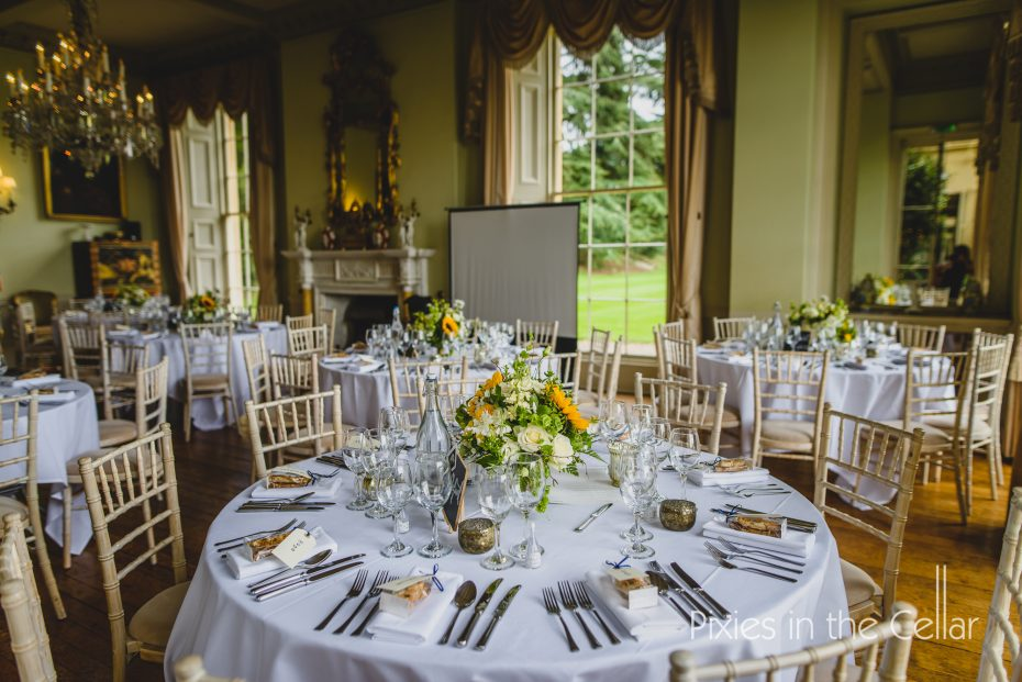 The Hall at Prestwold