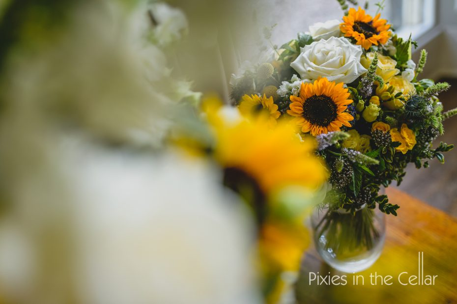 Scented Bouquets at Prestwold Hall