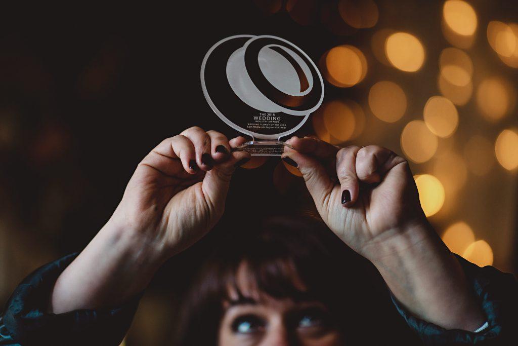 Nadia The Wedding Industry Award