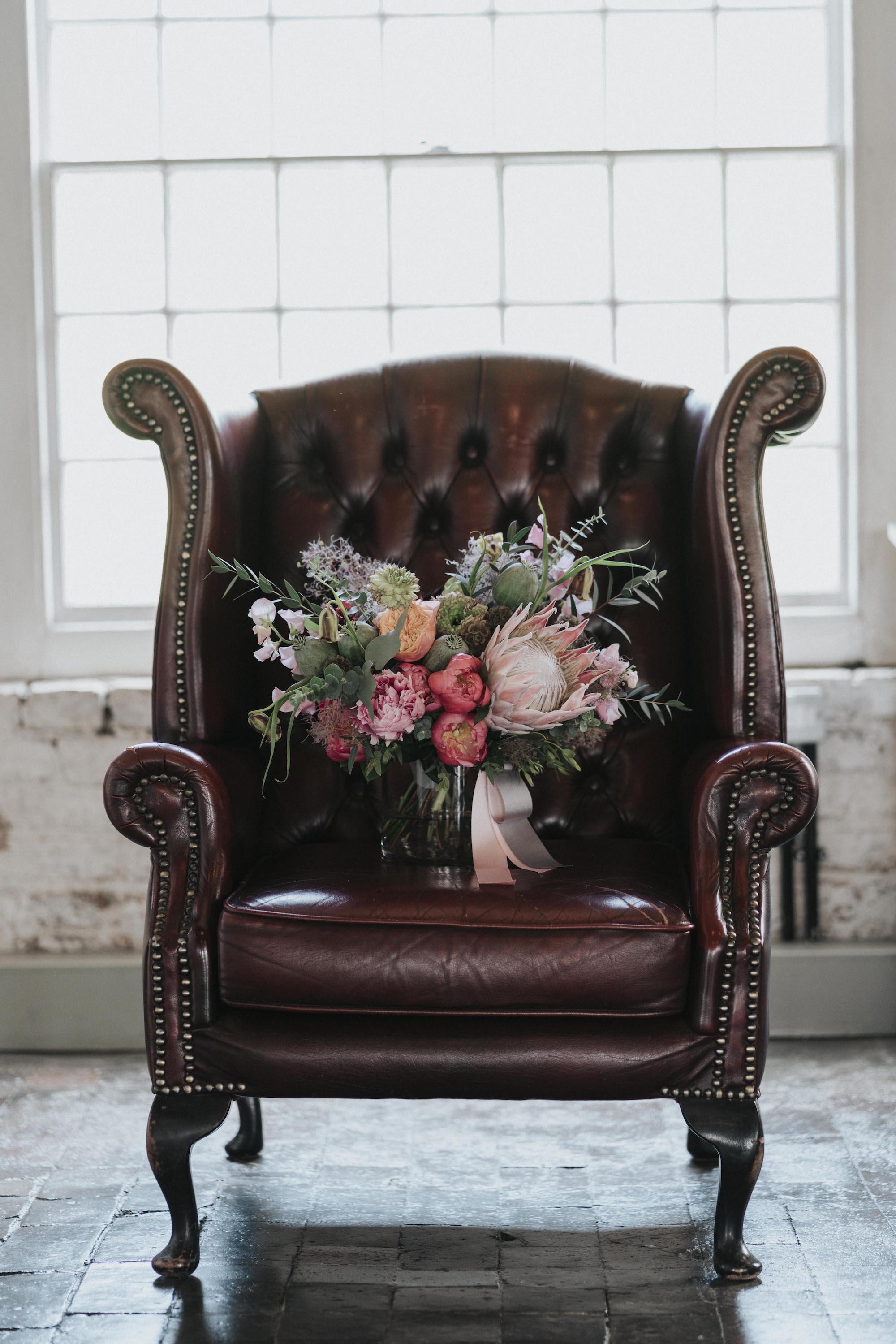 Protea bouquet maristromsbogjorv@icloud.com