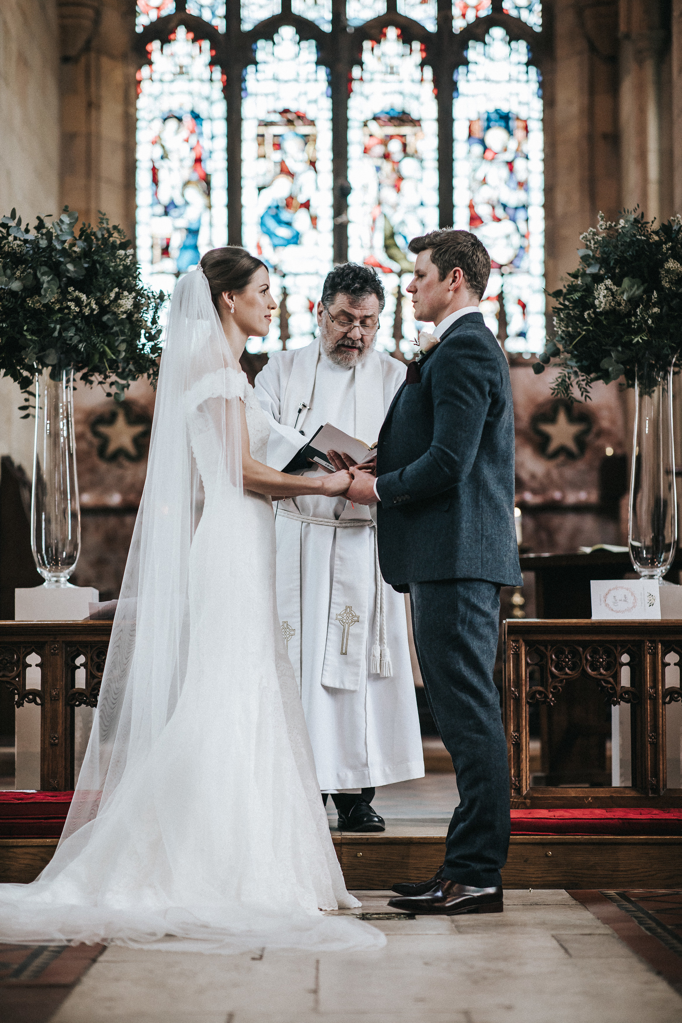 Liv and Mark's West Mill Wedding