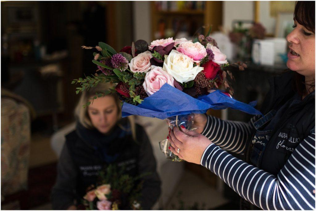Nadia Di Tullio Flowers at Tissington