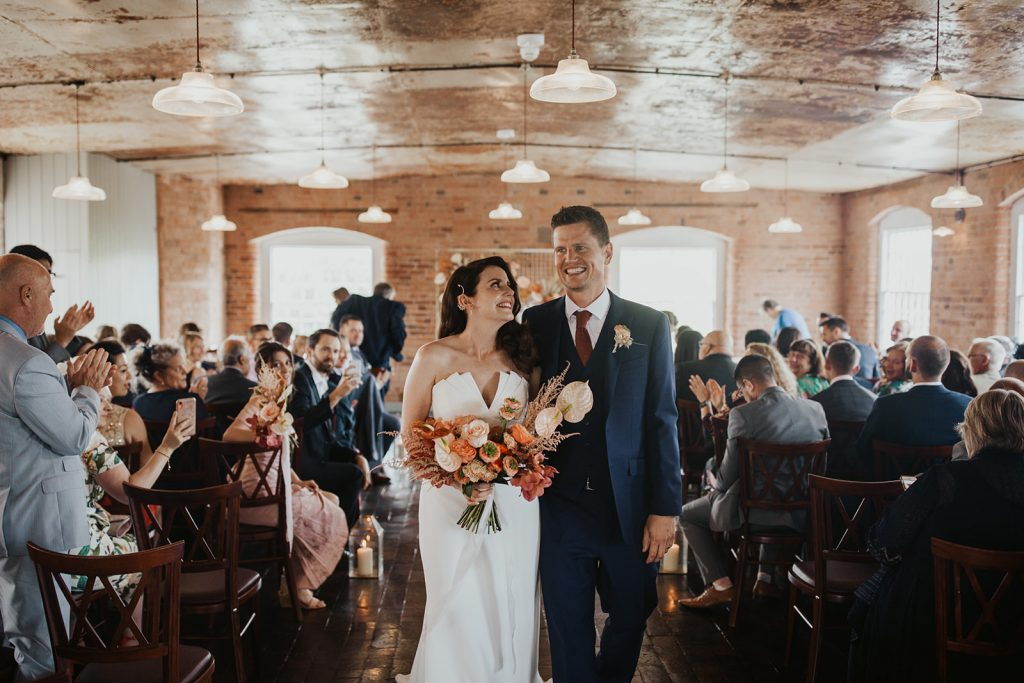 Kira and Gareth's Directional West Mill Wedding
