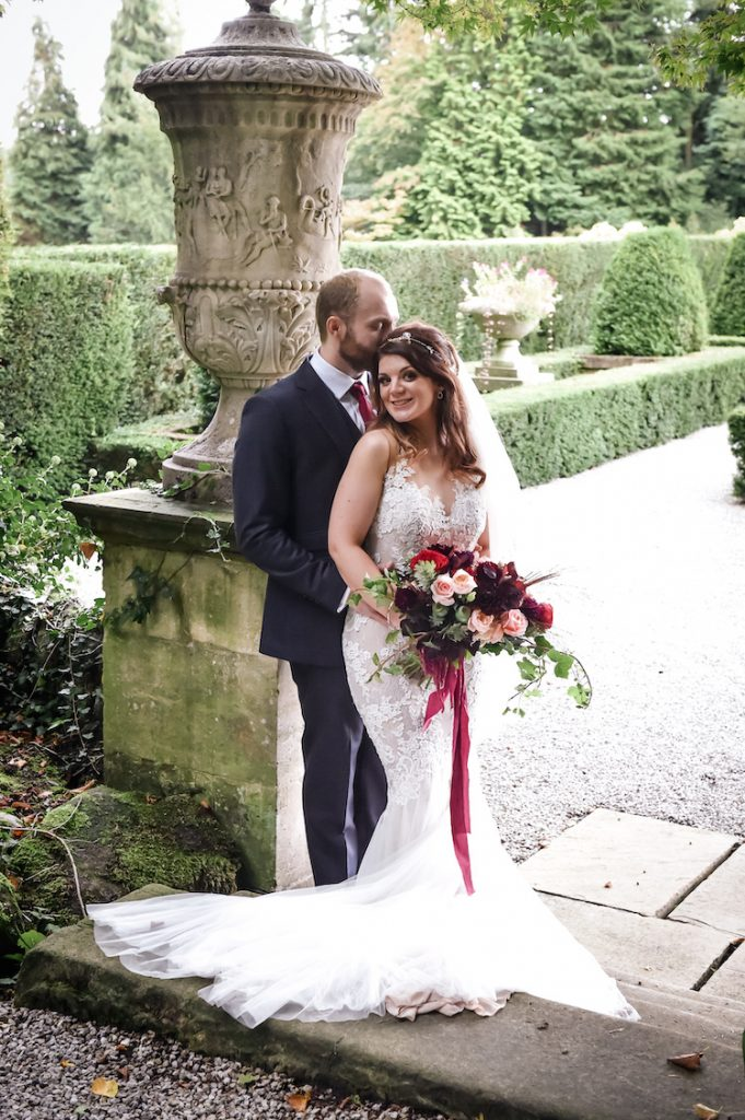 Autumnal Wedding at Thornbridge Hall